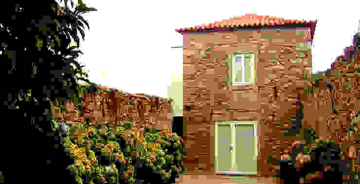 Jardim Casas modernas por MANUEL CORREIA FERNANDES, ARQUITECTO E ASSOCIADOS Moderno
