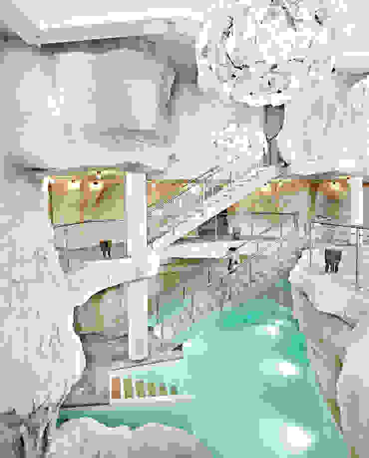 Die Grotte Ausgefallene Hotels von schienbein+pier Ausgefallen