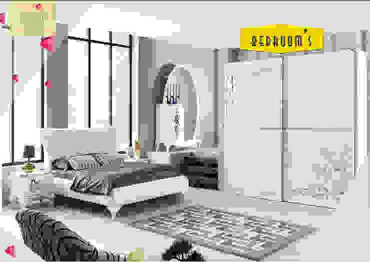 Gllamor Sedef Bedroom set: modern  by Gllamor,Modern