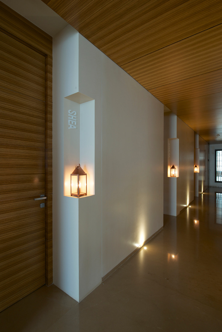 Spa La'Vie by KdnD Studio LLP Modern