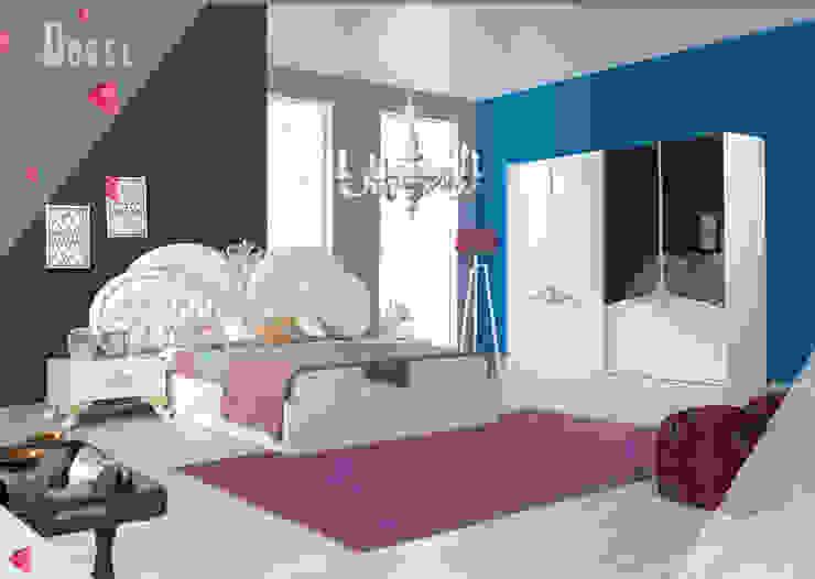 Gllamor Angel Bed: modern  by Gllamor,Modern