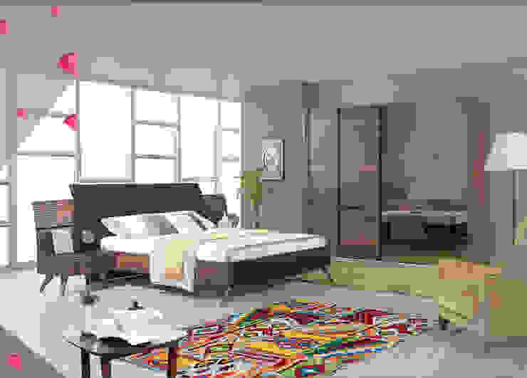 Gllamor Elis Bedroom: modern  by Gllamor,Modern