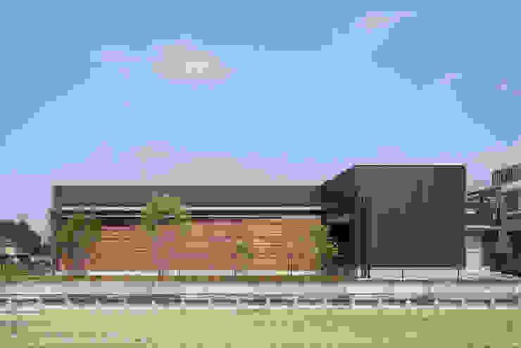 에클레틱 주택 by 空間設計室/kukanarchi 에클레틱 (Eclectic)