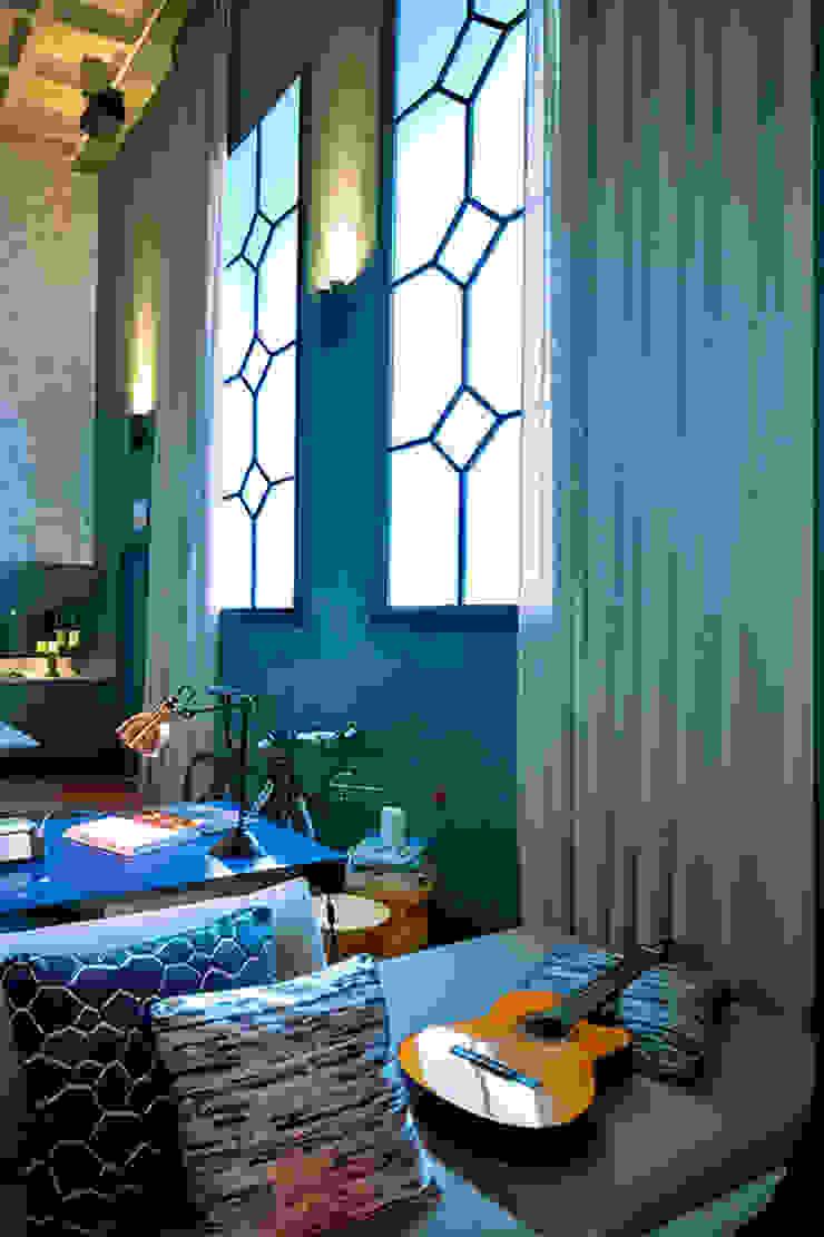 Cicero Viegas Salas de estar modernas por Spengler Decor Moderno
