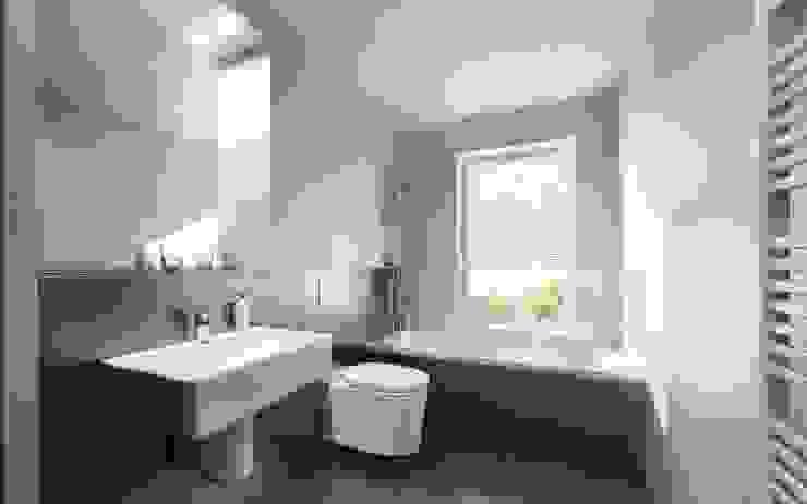 http://www.krieger-schramm.de/projekt/5450.html Moderne Badezimmer von Krieger + Schramm GmbH & Co. KG Modern