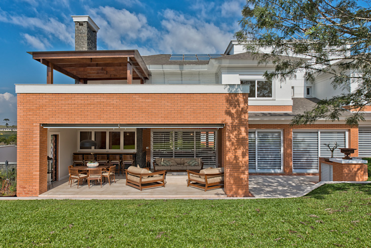 โดย UNION Architectural Concept คลาสสิค ไฟเบอร์ธรรมชาติ Beige