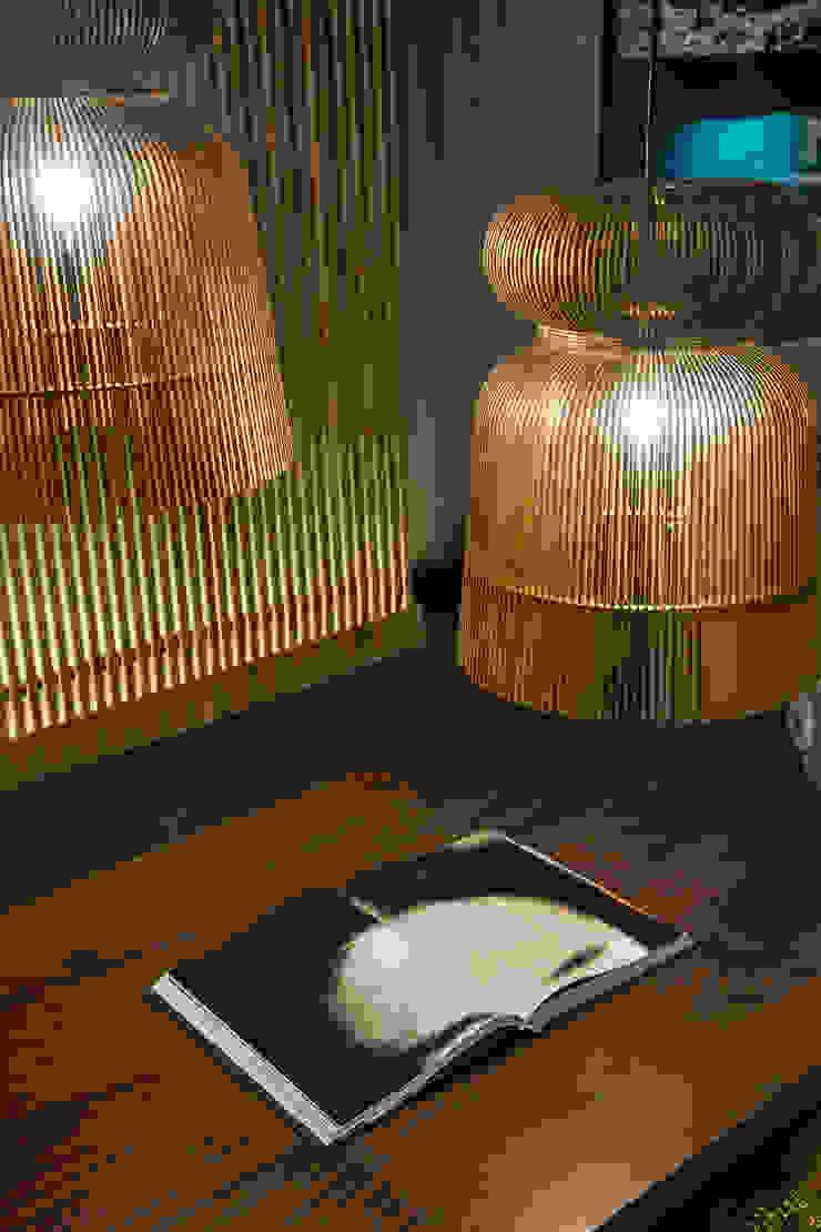 Casa cor 2015 – Acqua que te quero água por Brunete Fraccaroli Arquitetura e Interiores Moderno
