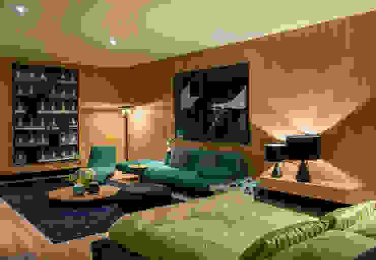 modern  by Brunete Fraccaroli Arquitetura e Interiores, Modern