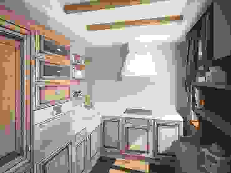 Kitchen by Дизайн студия Алёны Чекалиной, Industrial