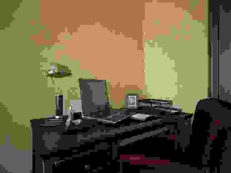 Oficinas de estilo  por Дизайн студия Алёны Чекалиной, Industrial