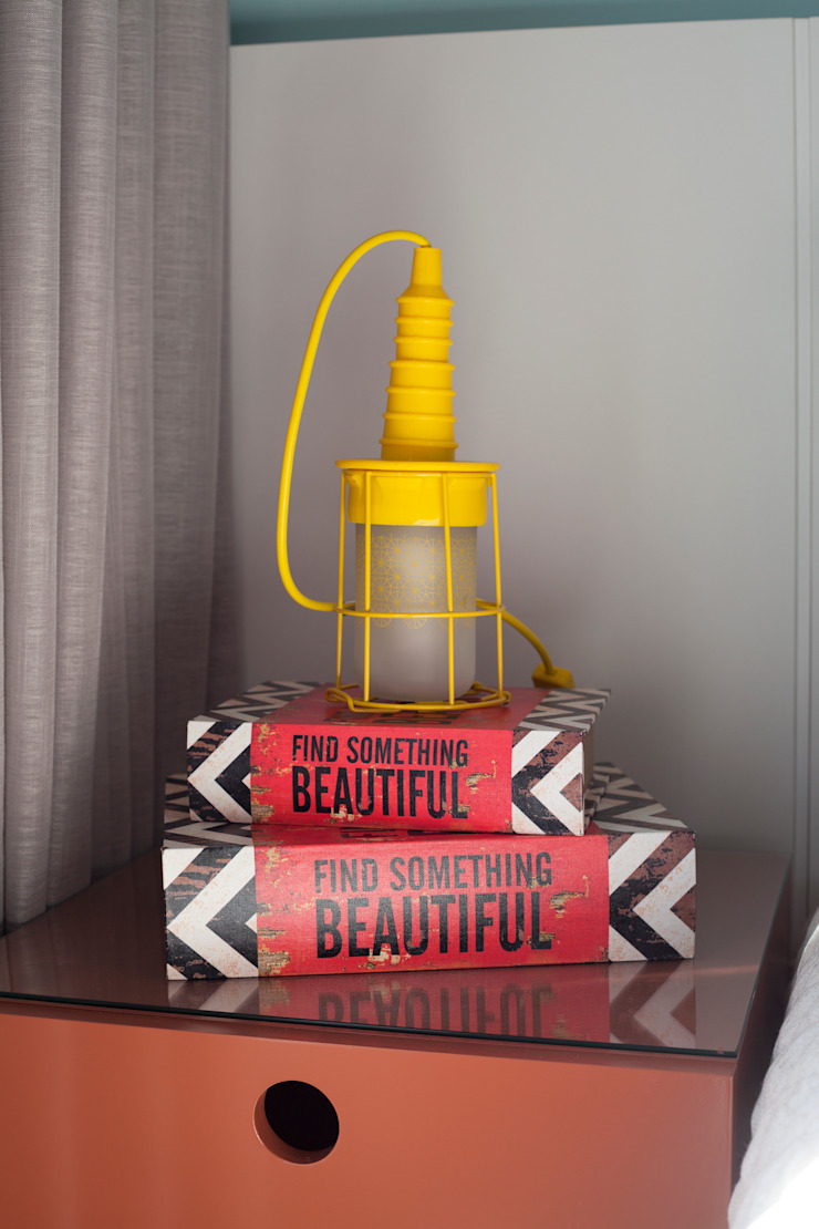 UNION Architectural Concept Living roomAccessories & decoration Iron/Steel Yellow