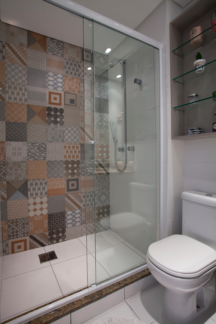 Modern bathroom by UNION Architectural Concept Modern Ceramic