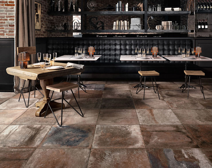 TERRE NUOVE Collection | THE STRENGTH OF A TIMELESS CONTEMPORARY PRODUCT de Ceramica Sant'Agostino Moderno Cerámico