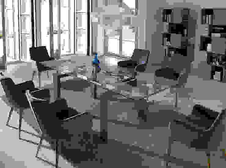 Mesas de refeições Dining tables www.intense-mobiliario.com Scala http://intense-mobiliario.com/product.php?id_product=8856 por Intense mobiliário e interiores; Moderno