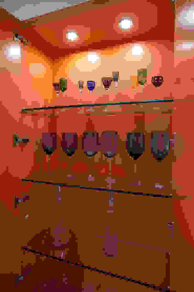 UNION Architectural Concept Modern kitchen MDF Orange