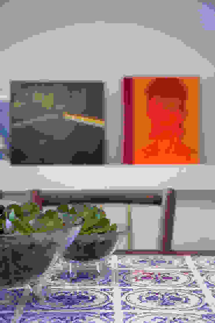UNION Architectural Concept Living roomAccessories & decoration Wood-Plastic Composite White