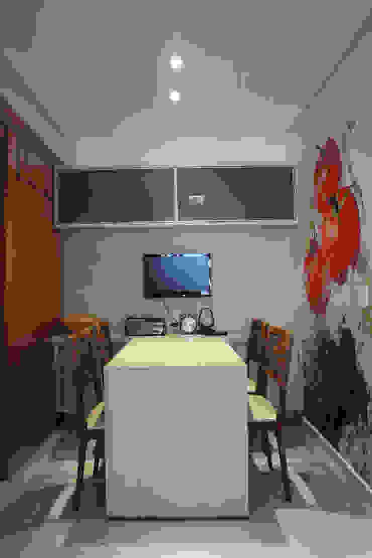 Apartamento Erédita Cozinhas modernas por GRACIELA PIÑERO ARQUITETURA E DECORAÇÃO Moderno
