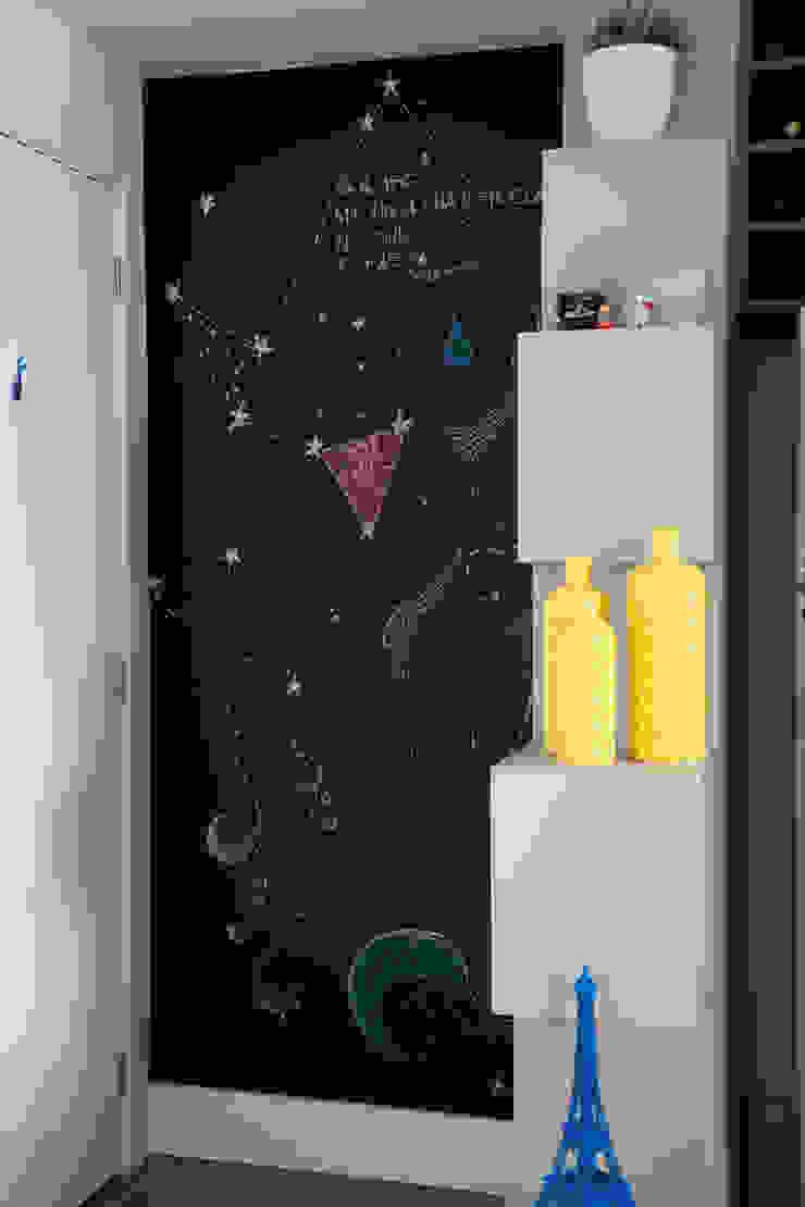 UNION Architectural Concept Modern kitchen Wood-Plastic Composite Multicolored