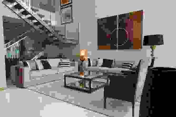 Sala Comum - zona de estar Salas de estar clássicas por Stoc Casa Interiores Clássico