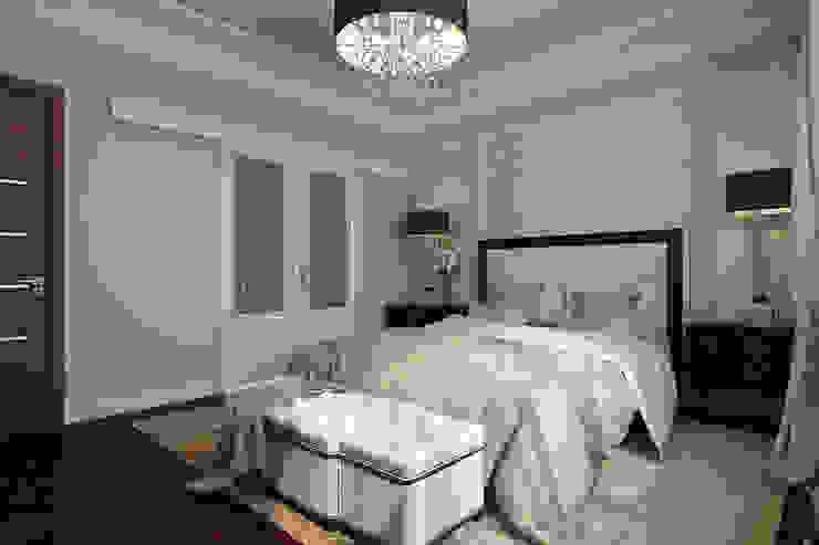 СВЕТЛАНА АГАПОВА ДИЗАЙН ИНТЕРЬЕРА Dormitorios de estilo clásico