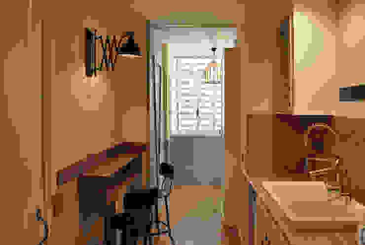 Кухня в стиле лофт от Vicente Galve Studio Лофт Твердая древесина Многоцветный