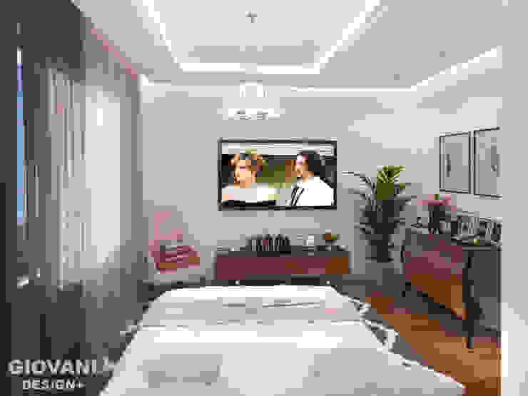 Dormitorios de estilo minimalista de Giovani Design Studio Minimalista
