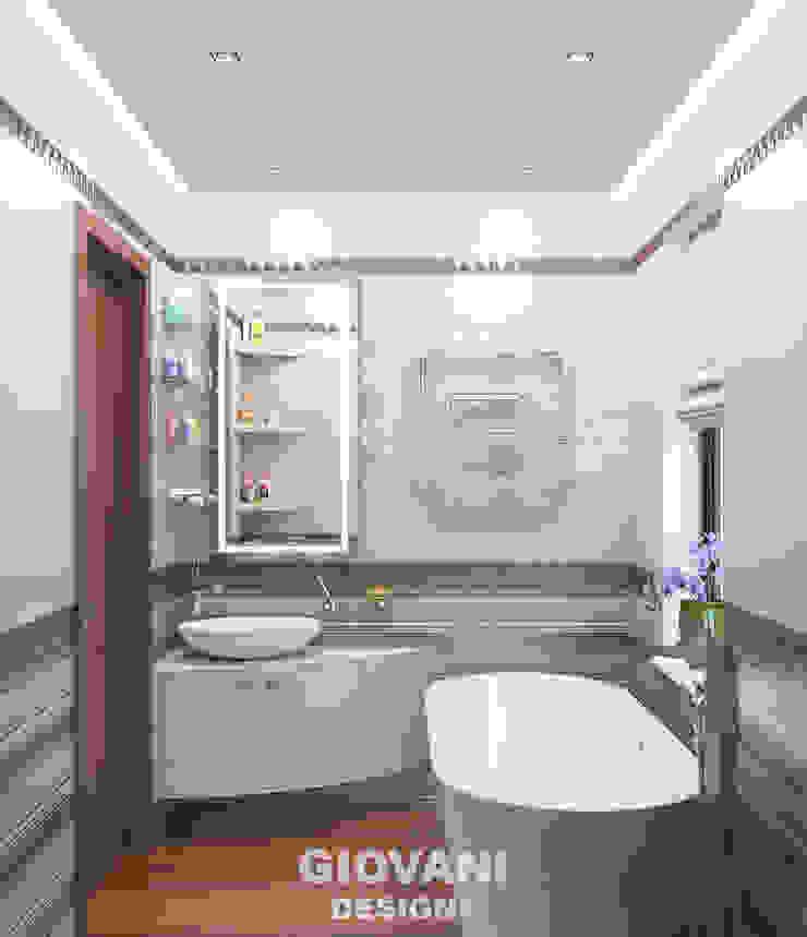 Baños de estilo minimalista de Giovani Design Studio Minimalista