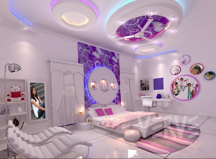 TEENAGE GIRL's ROOM by VERVE GROUP