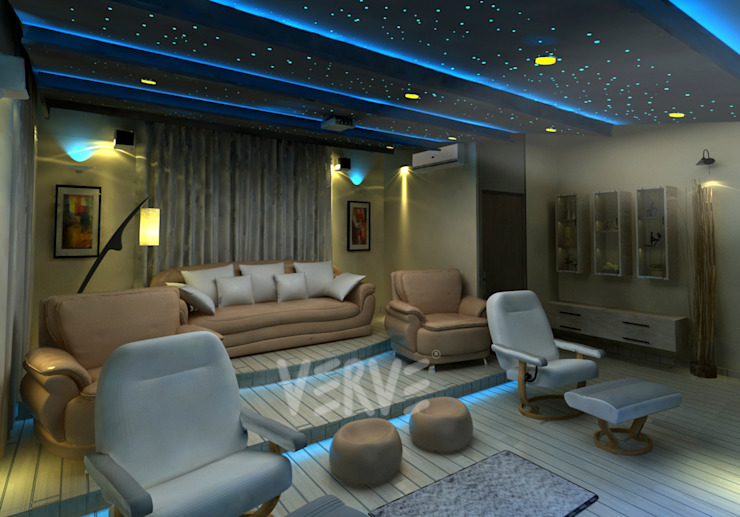 MEDIA ROOM by VERVE GROUP