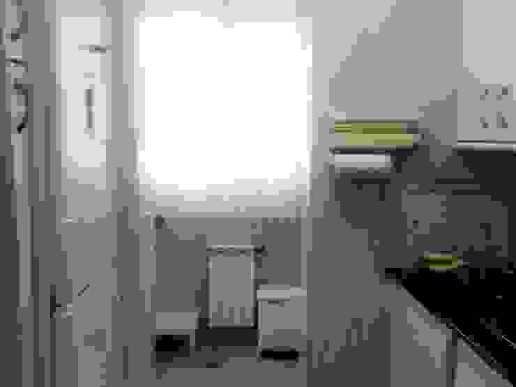 Vista de la cocina antes de la reforma de Arquigestiona Reformas S.L.
