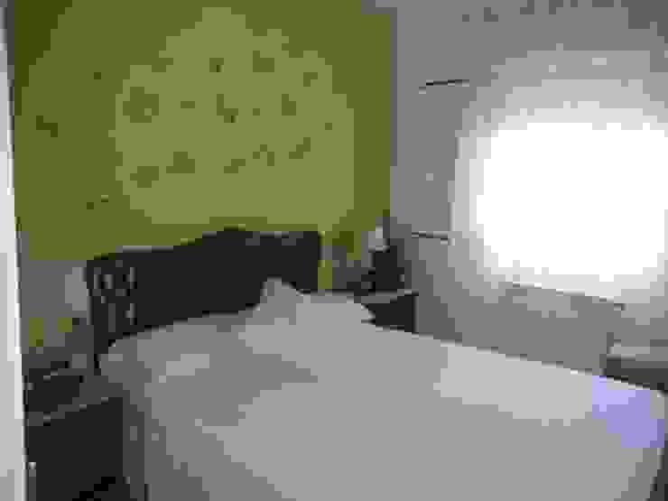 Vista del dormitorio principal después de la reforma de Arquigestiona Reformas S.L.