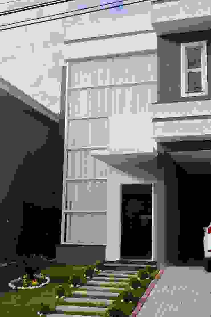 RMC Casas ecléticas por Angelica Pecego Arquitetura Eclético