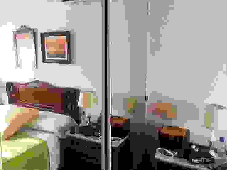 Vista del dormitorio antes de la reforma de Arquigestiona Reformas S.L.