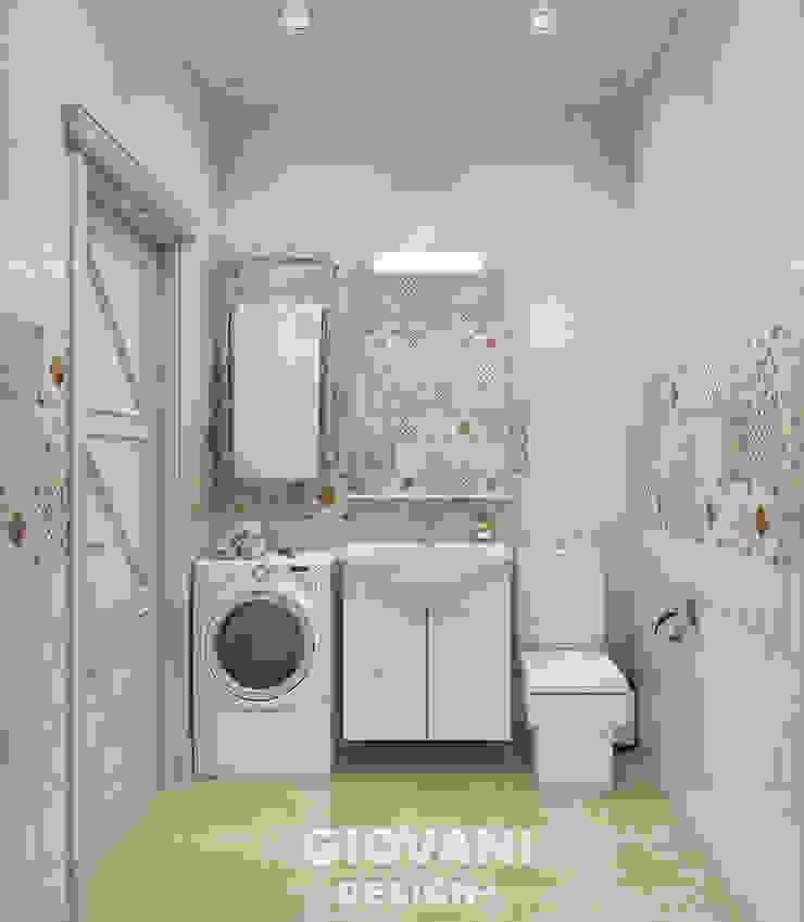 Baños de estilo rural de Giovani Design Studio Rural