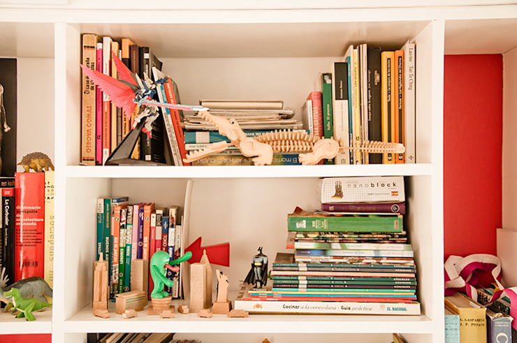 PUNCH TAD Study/officeCupboards & shelving MDF White