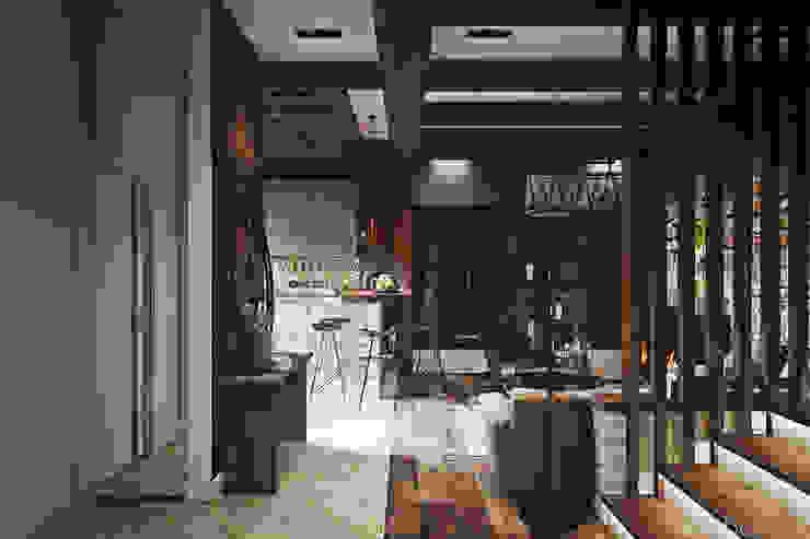 Salon original par Yurii Hrytsenko Éclectique