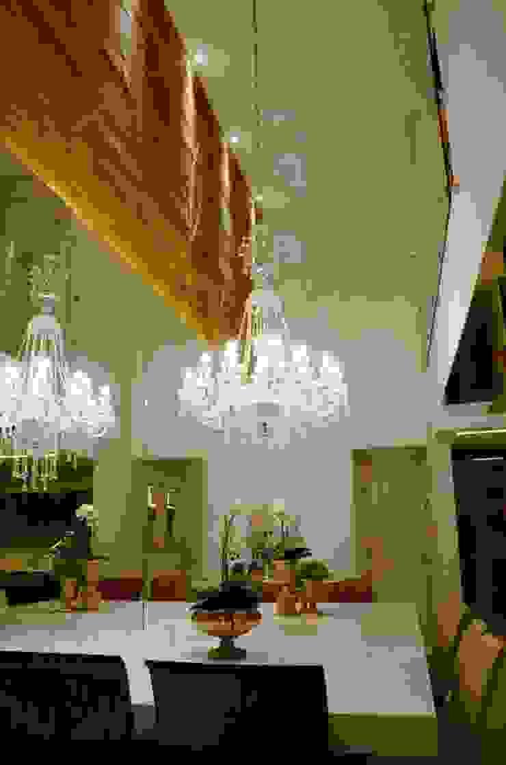 Sala de Jantar Salas de jantar modernas por Giovana Martins Arquitetura & Interiores Moderno