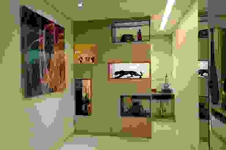 Escritório Integrado Escritórios modernos por Giovana Martins Arquitetura & Interiores Moderno