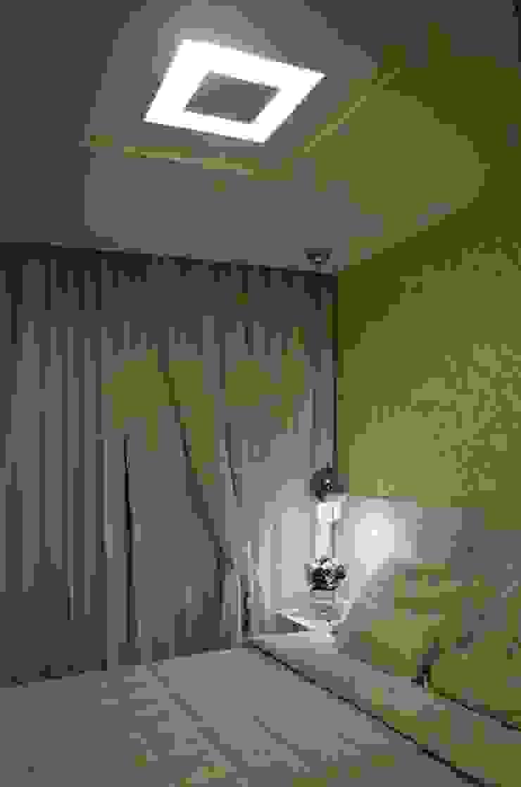 Quarto de hóspede Quartos modernos por Giovana Martins Arquitetura & Interiores Moderno
