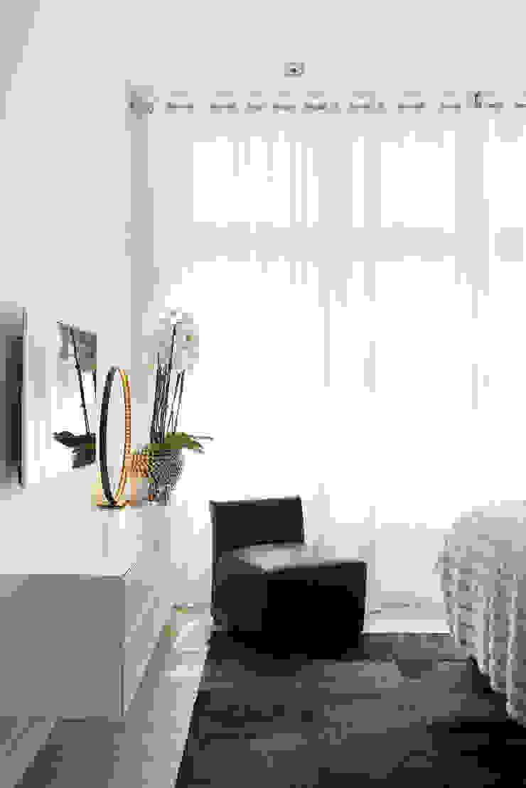 Appartement aan Zee Moderne slaapkamers van Grego Design Studio Modern