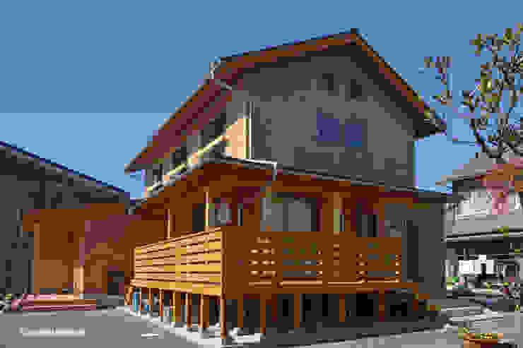 アグラ設計室一級建築士事務所 agra design room Eclectic style houses