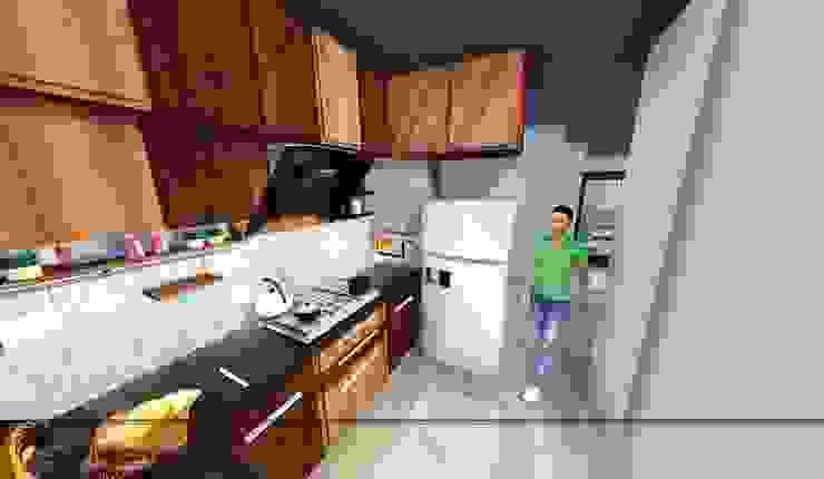 Interior Design Classic style kitchen by Creative Curve Classic