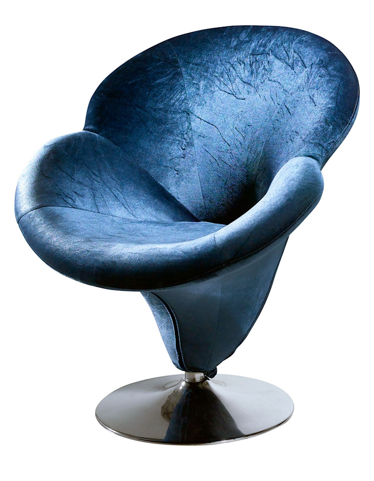 Gllamor Flower design chair: modern  by Gllamor,Modern