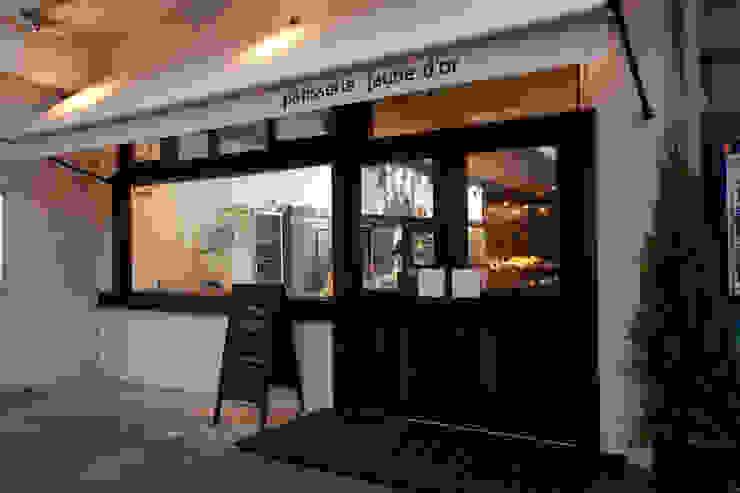 Patisserie jaune d'or (ジョンヌドール) オリジナルな商業空間 の design work 五感+ オリジナル