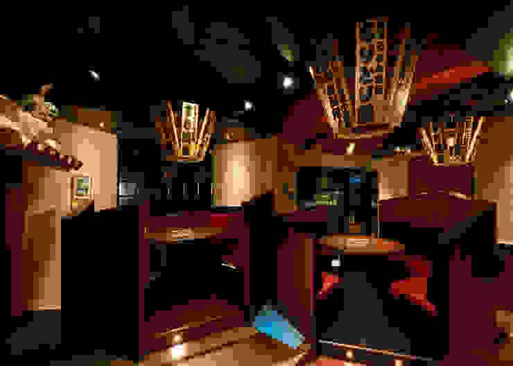 沖縄ブランド牛・あぐー豚 一頭買い『ぎゅうとん合戦』 オリジナルなレストラン の design work 五感+ オリジナル