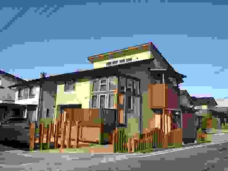 回遊性と高低差のある家 ~アクティブな住まい オリジナルな 家 の 設計工房CRESS オリジナル