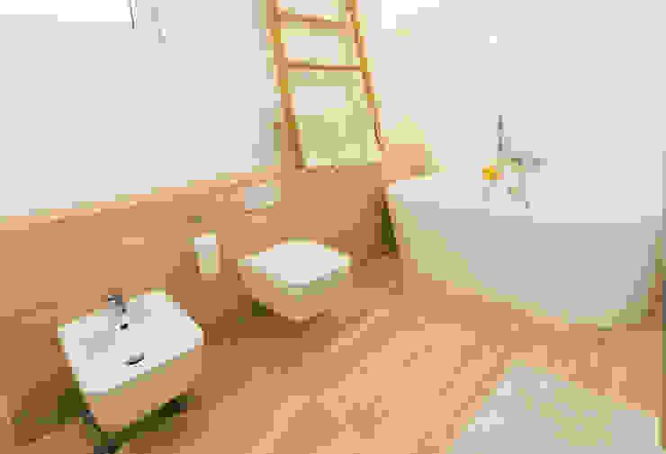 conceptjoana Moderne Badezimmer Weiß