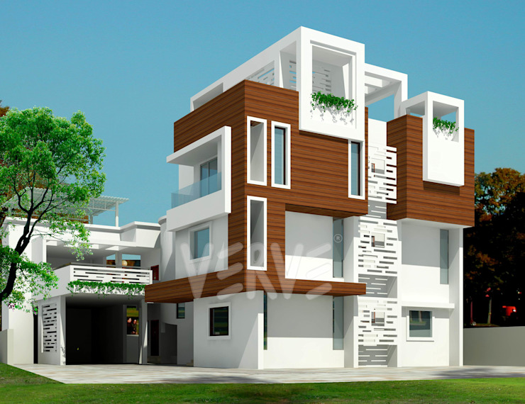 Residential Projects Under Progress by VERVE GROUP