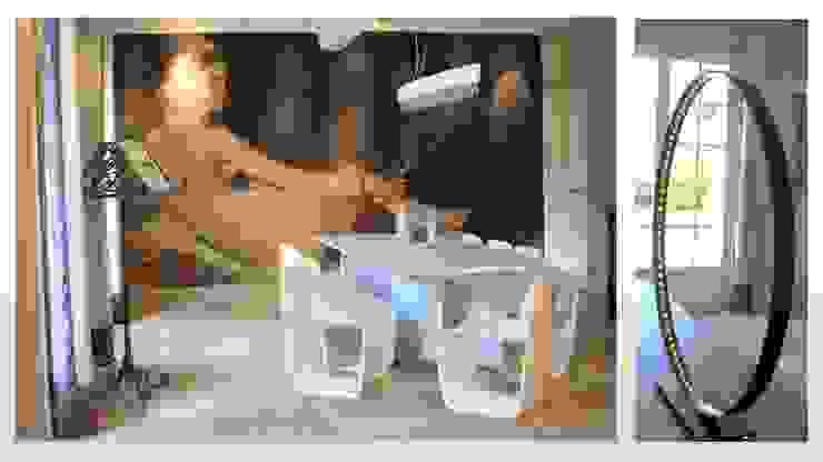Maison - le Vésinet Salle à manger moderne par ARCHITECTURAL DECO Moderne