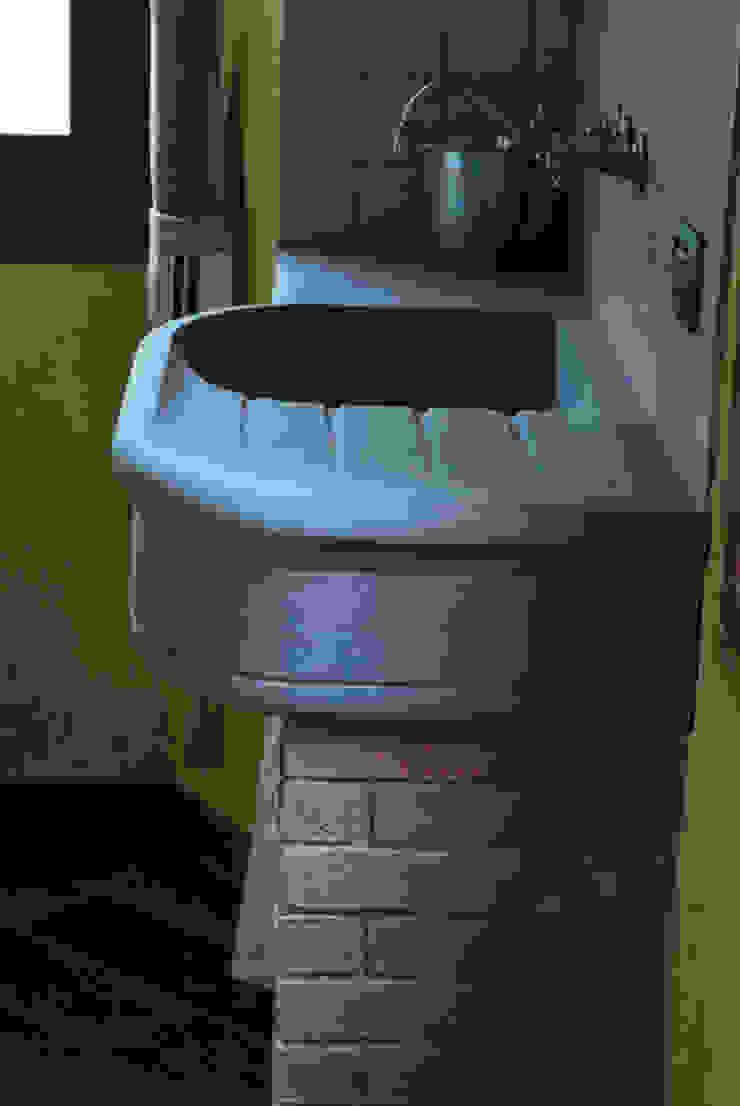 interni RASPANTI PIETRA SERENA SRL 現代廚房設計點子、靈感&圖片